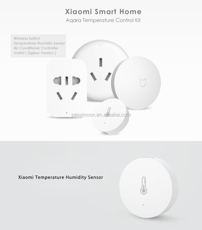 Xiaomi Smart Home Aqara Temperature Control kits - Smart