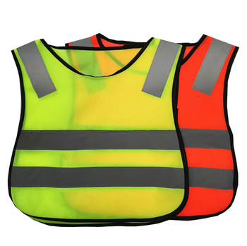 kids reflective safety vest children Safety Vest EN471 Class2
