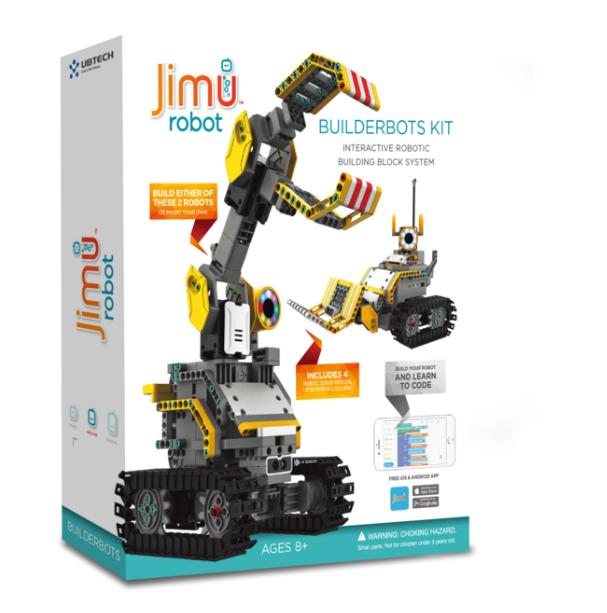 Ubtech Jimu Robot Builderbots Kit Pour L'apprentissage Des