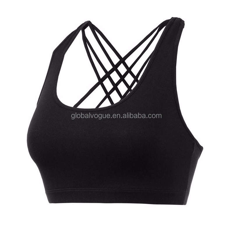 2017 High quality fitness sports wear girls sexy women sports bra,Wholesale Sexy Seamless Sports Bra
