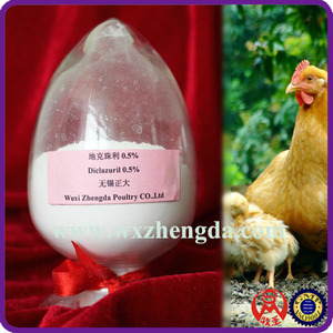 poultry Layer feed additive 0.5% Diclazuril premix animal treatment