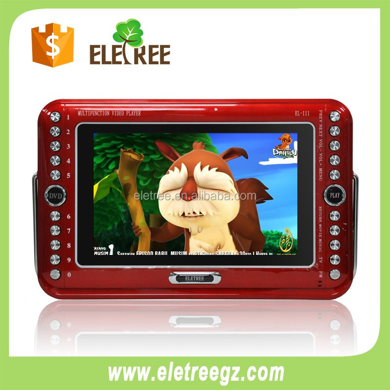 Portable Use and Yes Include Display home dvd player led display dvd player