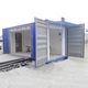 Easy dismountable 40ft high cube container