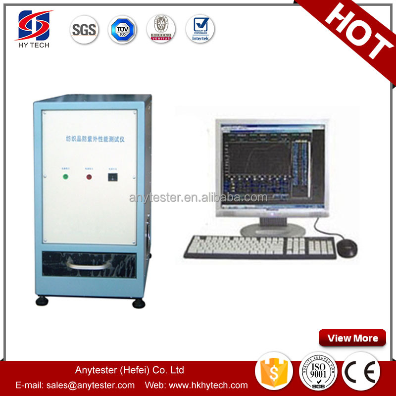 Textile-UV-performance Tester