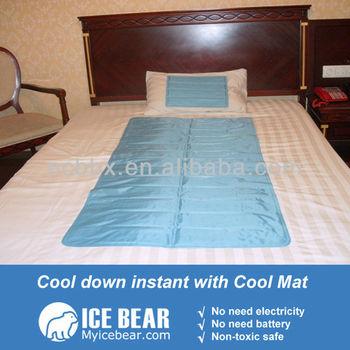 Summer Cooling Bed Sheet