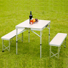 Outdoor Portable Camping Folding Table And Chair