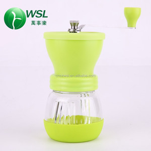 High quality with low price hand coffee grinder burr grinder Coffee grinding machine