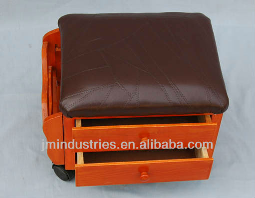 Mobile Wooden Storage Footstool With Drawers - Buy Wooden  Footstool,Footstool Product on Alibaba.com - Mobile Wooden Storage Footstool With Drawers - Buy Wooden