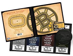 Thats My Ticket NHL Scrapbook