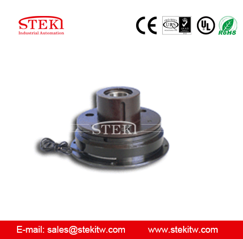 STEKI 2017 FCB dry single plate electromagnetic clutch with bearing and pedestal for printing machinery alternative Mitsubishi