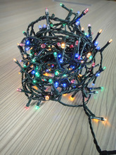 LED christmas string light Snake Lights 4m 200LED bulb space:2cm lead cable:4m,IP44 transformer for outdoor use