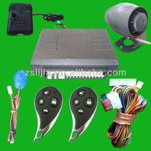 EAGLE brand one way car alarm system,auto security system from ZhongShan