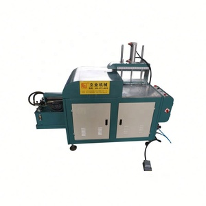 L505 China supplier alloy saw blade aluminum cutting-off machine