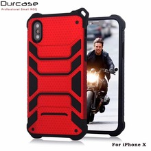 Premium Unigue Design Super SpiderMan TPU+PC Cell Phone Case For iPhone X Protective Case Wholesale Alibaba