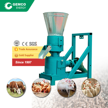 2017 NEW factory price grass alfalfa hops hay animal pet feed pellet making uses feed pelletizing machine