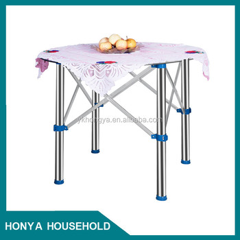 Skillful Monufacture Fine Triangle Base Metal Table Legs