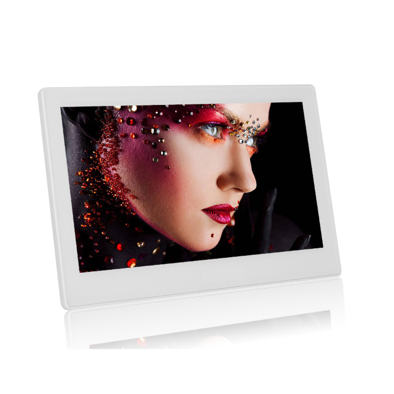 10 inch mirror digital picture frame with remote control loop video picture mdia player