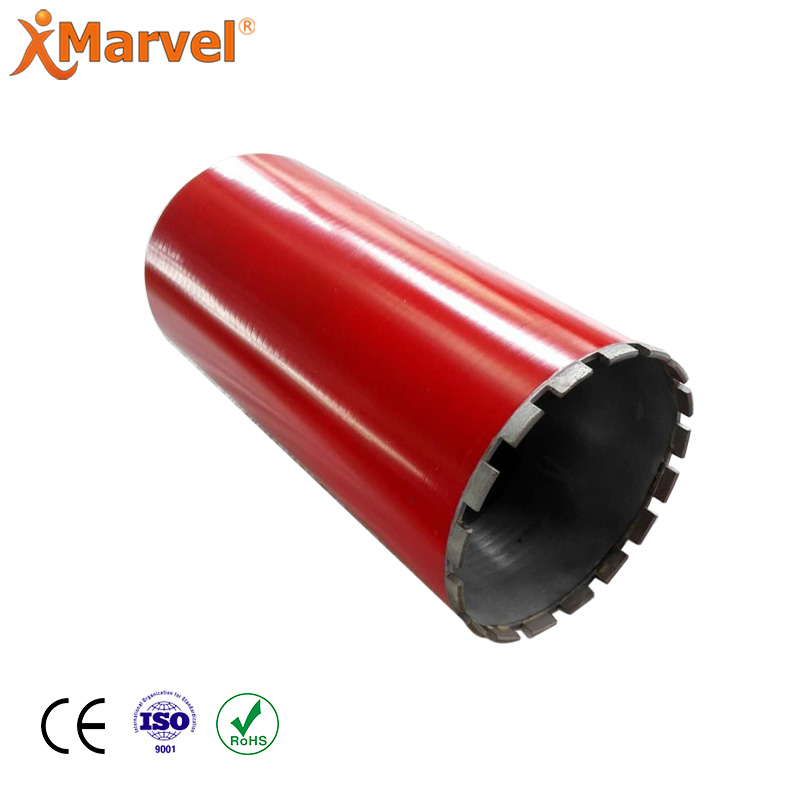 Core bits 200mm Grade A diamond core drill bit sets