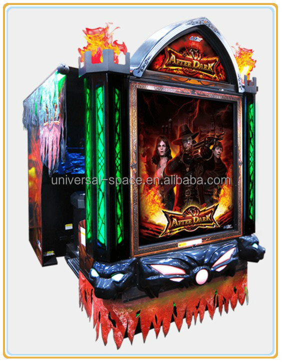 After Dark DLX Amusement game and arcade game machine