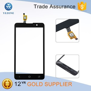 Best Quality Black Digitizer For Acer Liquid Z520 LCD Touch Screen Assembly