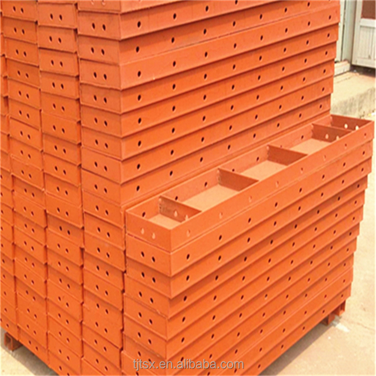 TSX-SF-17-2025 Steel Shuttering Plates Concrete Formwork System