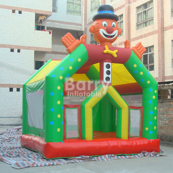 Outdoor and Small indoor Cheap inflatable bounce house for rental business