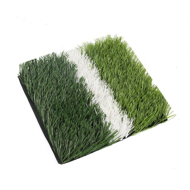 Artificial Grass of Cesped Sintetico Turf 50mm Soccer Football