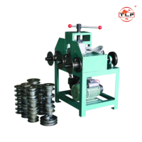 Hot sale steel ring pipe benders/ rolling bending machine HHW-G76