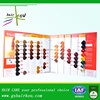 professional ISO hair color chart/OEM hair dye color chart