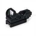 Free Shipping Red Dot Riflescope 4 Reticle Red Dot Scope for Hunting for Shooting CL2 0097