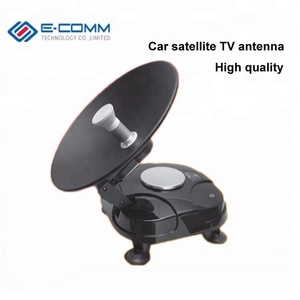 Original from Korea autotracking portable satellite antenna PSA-S for car