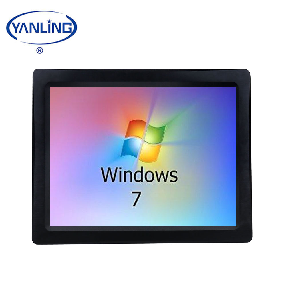 Latest Computer Hardware Intel J1900 All In One PC With Capacitive Touch Screen Sensor