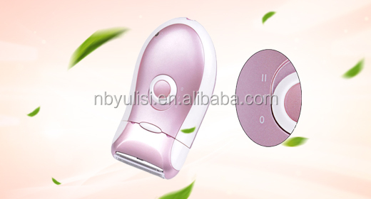 Hot selling removal sponge electronic hair remover multifunction epilator with low price