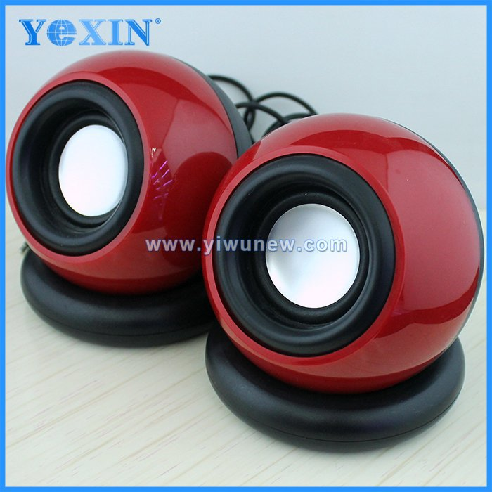 Hot !!! multimedia computer speaker / powerful loud sound quality subwoofer/home theatre system mini speaker big sound
