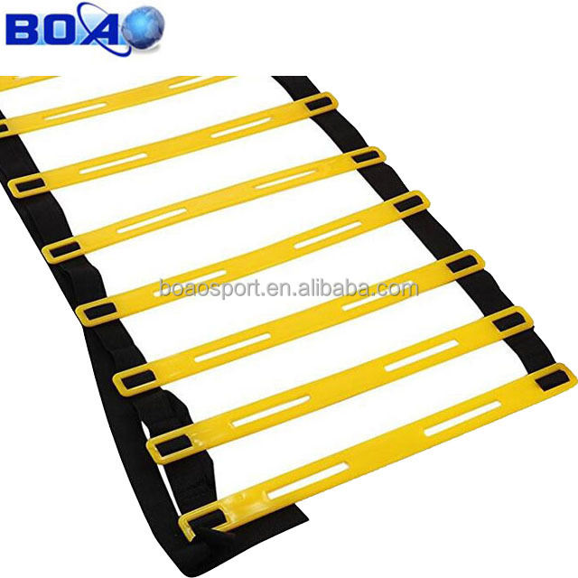 Training Ladder Agility Speed Footwork Exercise Workout Ladder