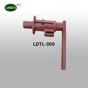 Trailer Lashing Semi Automatic Heavy Duty Truck Parts Shipping Casting Container Twist Lock
