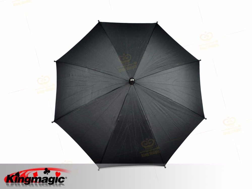Russia magic tricks Black Umbrella(Small) magic wholesale best quality stage magic props