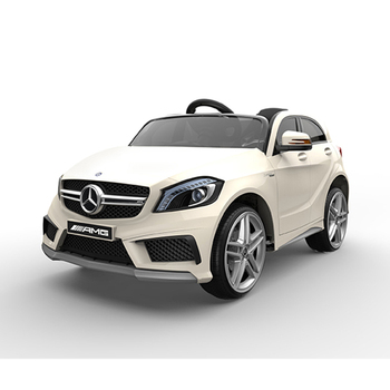 Benz Licensed A45 Amg Baby Mini Rc Electric Car With 12v Battery New Design