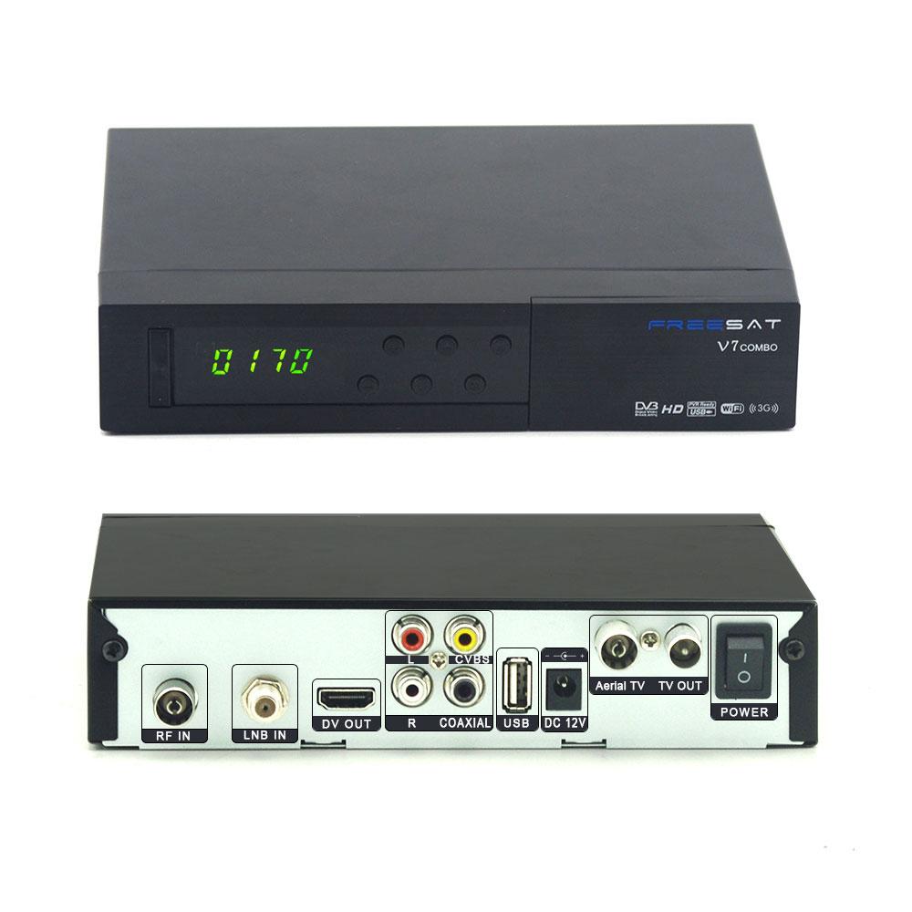 full hd dvb t2 s2 combo decoder wifi satellite receiver support iks