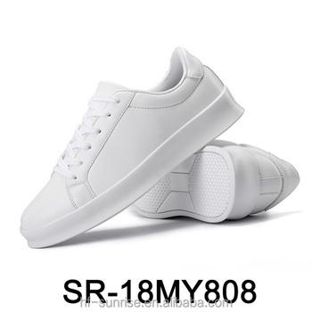 Oem Factory White Colour Sport Shoes 2018 Buy Sport Shoes Men