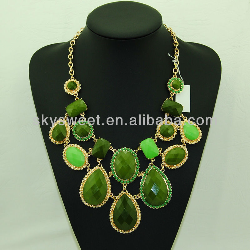 Unique Style Olivin Gift Jewelry for wholesale (SWTN713-4)