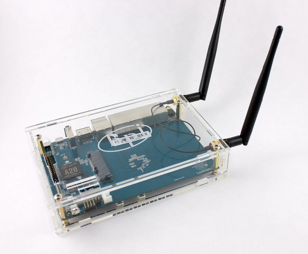 Raspberry pi dual ethernet OpenWrt banana pi r1 two detachable antennas on  board, View Raspberry pi dual ethernet , banana pi Product Details from