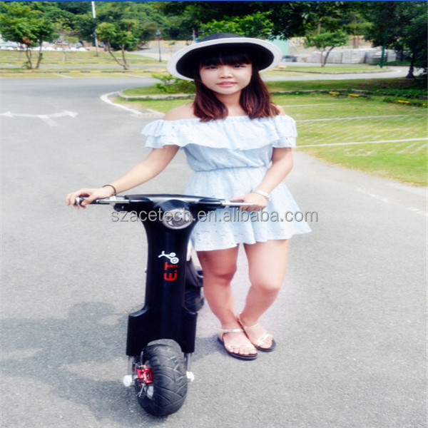 12 Inch 3 Wheel Motorcycle,Electric Scooter Most Popular Self Balance Scooter with one Year Warranty