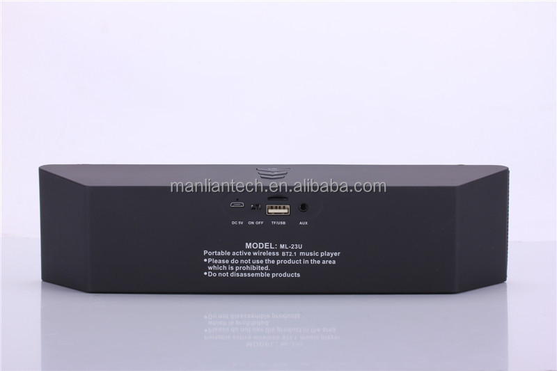Special Price with U-disck usb speaker box with fm radio china supplier