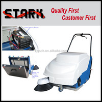SDK800 Mini electric floor sweeper for bus station floor