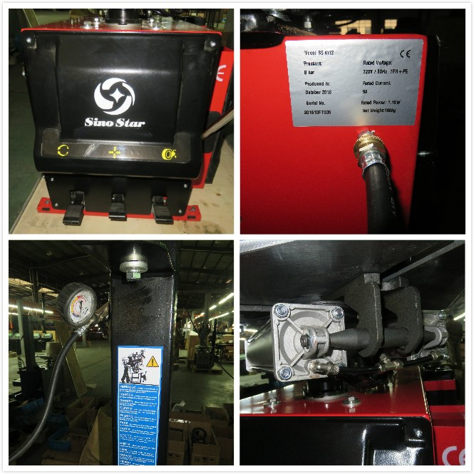 Tyre Mounting Machine Tire Changer For Sale Coats Machine Ss 4112