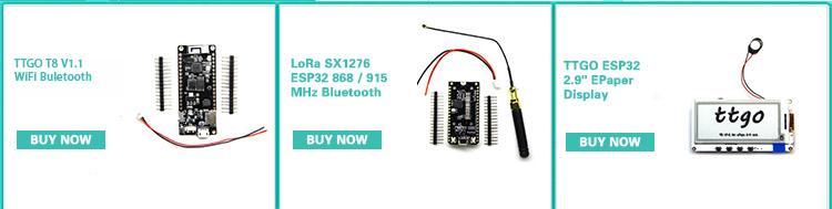Ttgo Fish-eye Rear Camera Esp32-dowdq6 8mb Spram Camera Module Ov2640 1 3  Inch Display - Buy Rear Camera,Camera Module,Development Board Product on