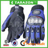 TARAZON brand full finger motorcycle gloves for racing bike made in china