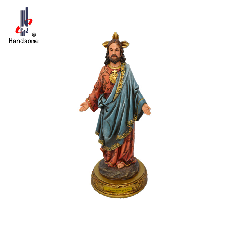 religious custom resin statue crafts 2015 new products