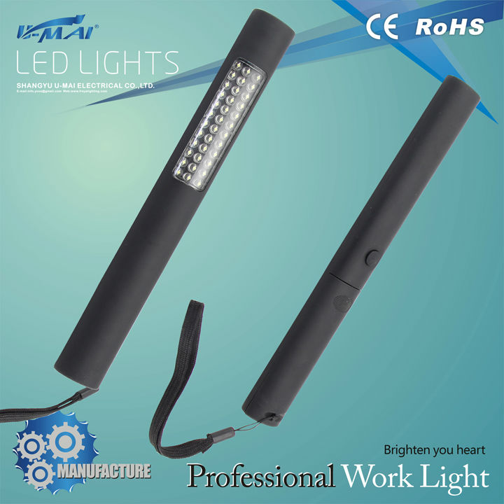 ABS coat portable led pen torch for examine